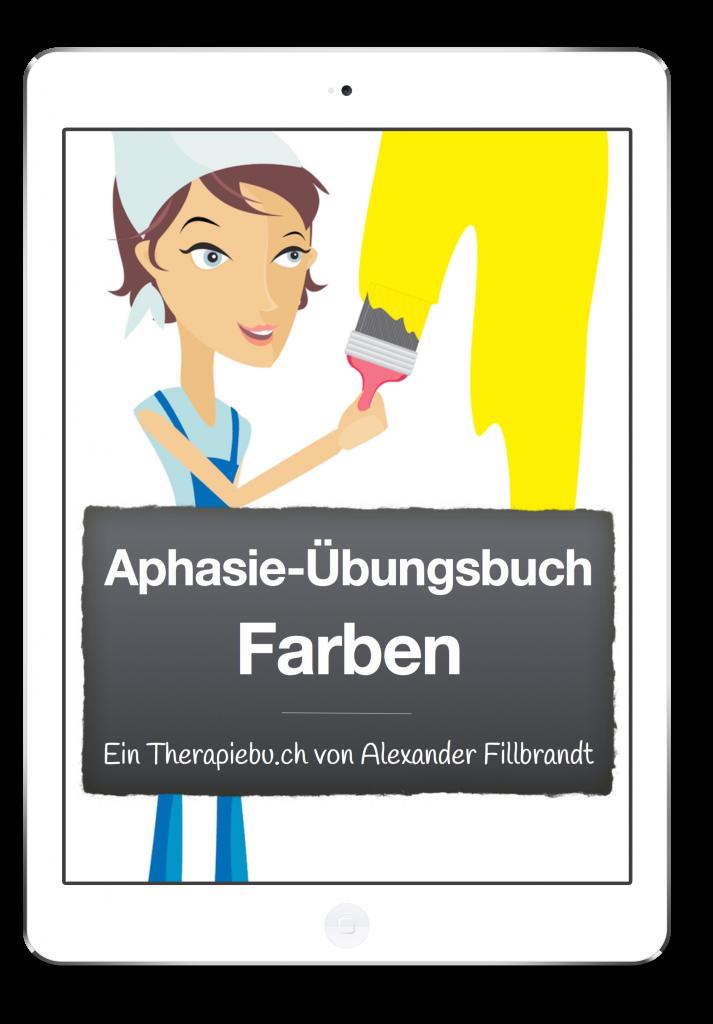 Cover Therapiebuch Farben