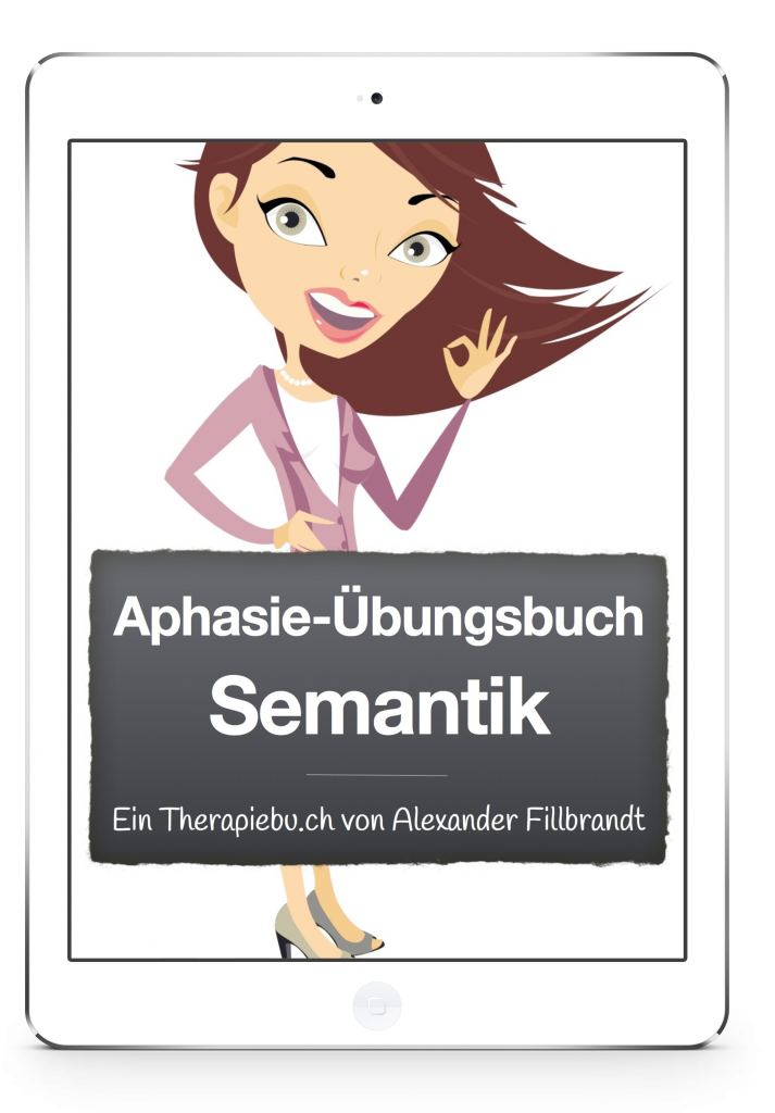 Therapiebuch Semantik Cover