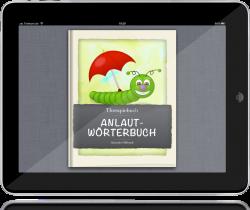 Therapiebuch Mein Anlaut-Wörterbuch - Cover