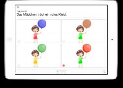 Therapiebuch Farben Aufgaben Bildauswahl