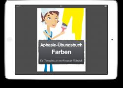 Cover des Therapiebuchs Farben