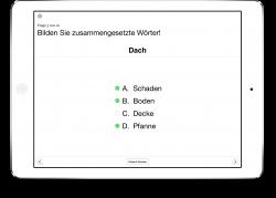 Therapiebuch Semantik Aufgaben Komposita