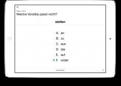 Therapiebuch Semantik Aufgaben Präfix
