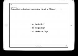 Therapiebuch Semantik Aufgaben Satzergänzung