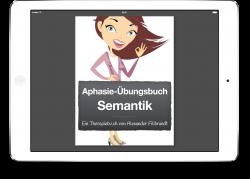 Cover des Therapiebuchs Semantik