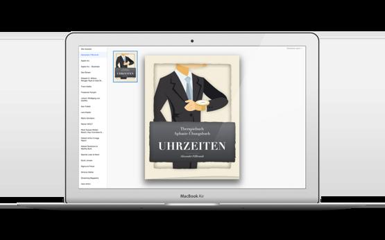 iBooks-OSX-Bibliothek
